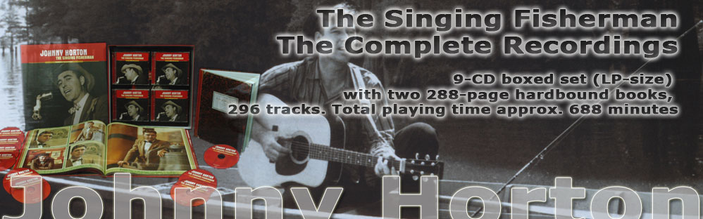 The Complete Johnny Horton Recordings