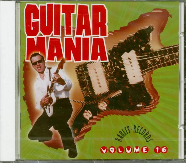 Guitar Mania Vol.16 (CD)