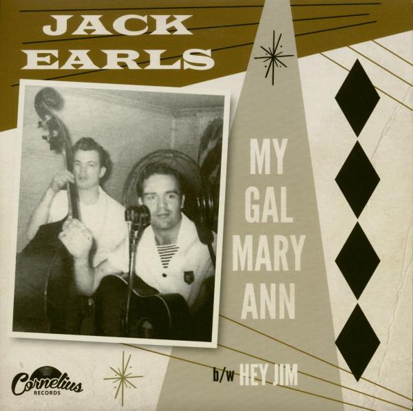 My Gal Mary Ann - Hey Jim (7inch, 45rpm)