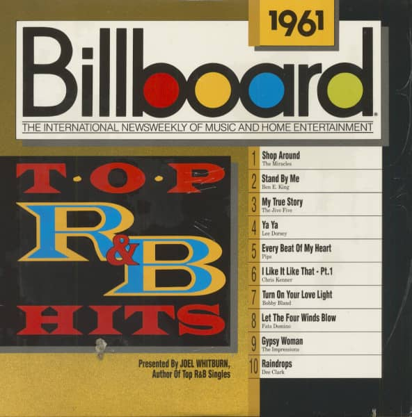 Billboard Top R&B Hits - 1961