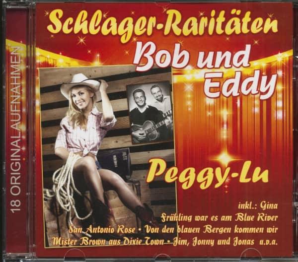 Schlager Raritäten - Peggy Lu (CD)