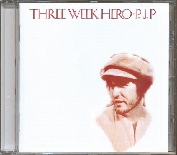 Three Week Hero (CD)