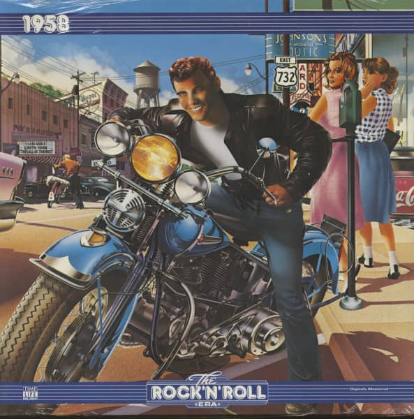 The Rock & Roll Era 1958 (2-LP)