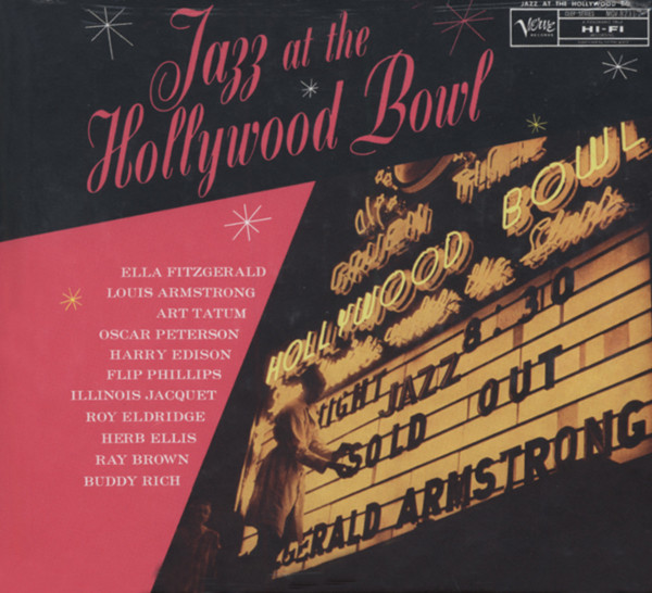 Jazz At The Hollywood Bowl (2-CD)