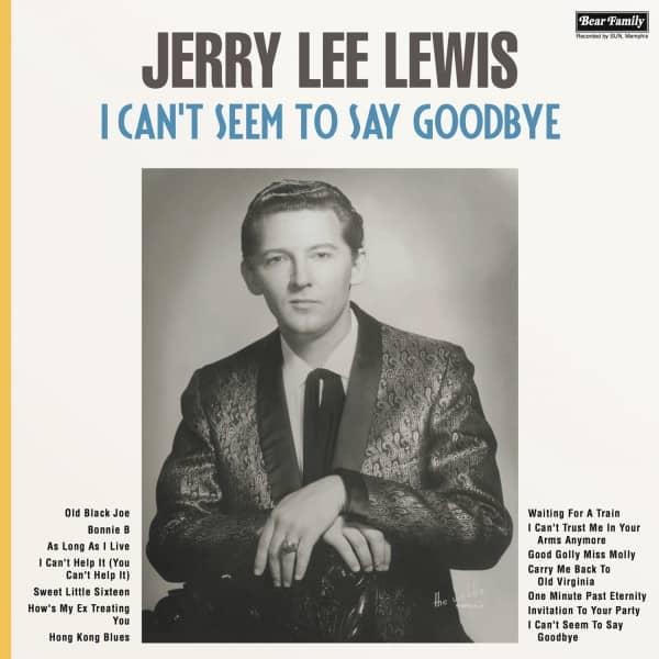 I Can't Seem To Say Goodbye (LP, 180gram Vinyl)