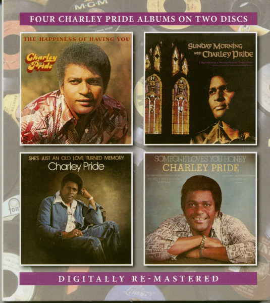 Happiness Of Having You, Sunday Morning With Charley Pride, She's Just An Old Love Turned Memory, S