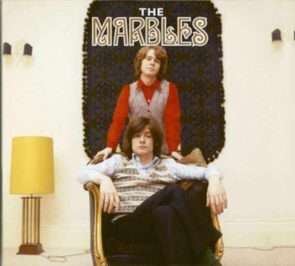 The Marbles...plus Digipack