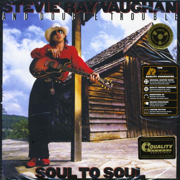 Soul To Soul (2-LP, 45rpm, Ltd.)