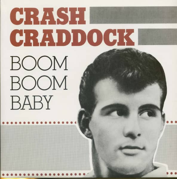 Boom Boom Baby (7inch, 45rpm, SC, PS, EP)