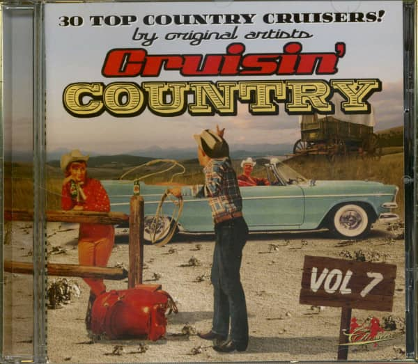 Cruisin' Country Vol.7 (CD)