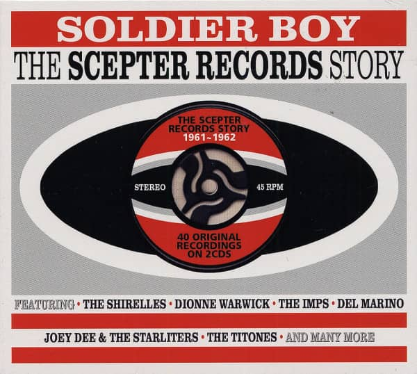 Soldier Boy - The Scepter Records Story (2-CD)