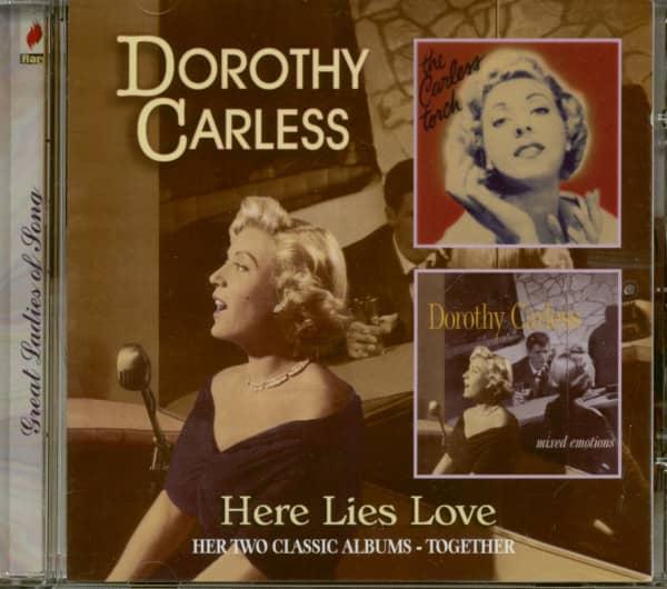 Here Lies Love (CD)