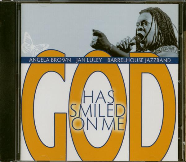 God Has Smiled On Me (CD)