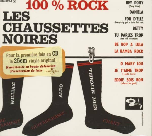 100 % Rock - Digipack (CD)