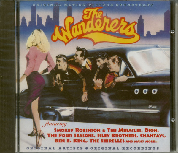 The Wanderers - Original Soundtrack