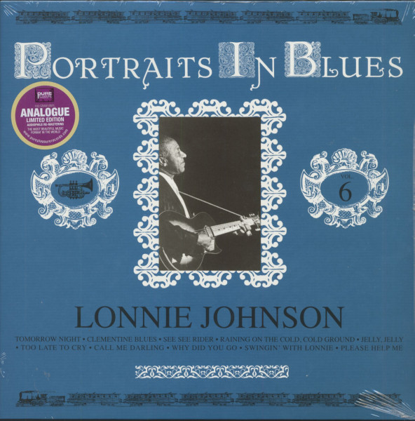 Portrait In Blues Vol.6 (LP, 180g Vinyl)