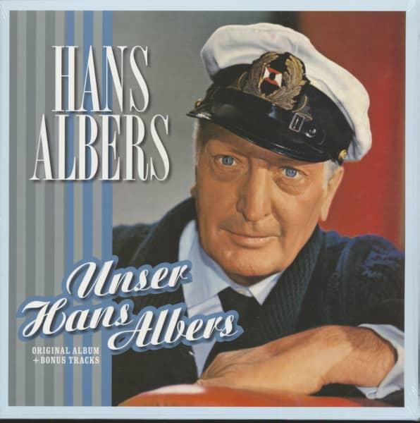 Unser Hans Albers (LP)