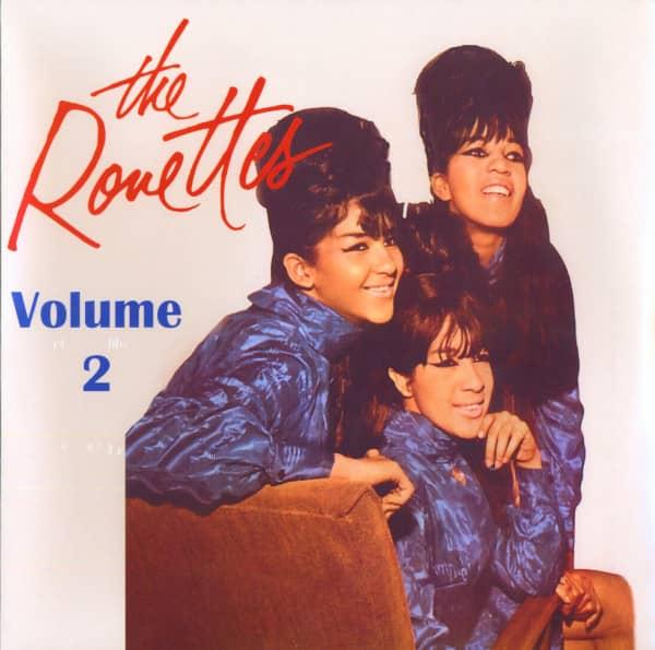 The Ronettes Vol.2 (LP)