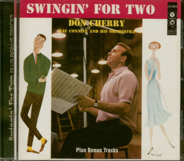 Swingin' For Two...plus (CD)