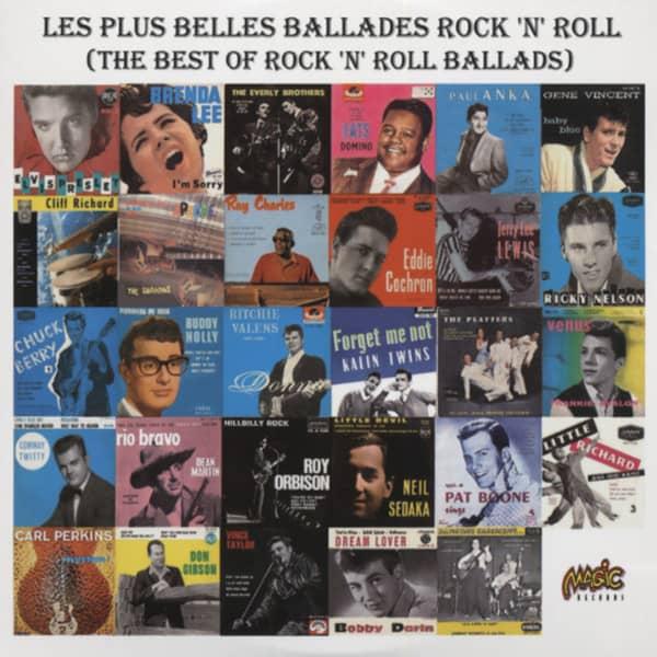 Best Of Rock'n'Roll Ballads