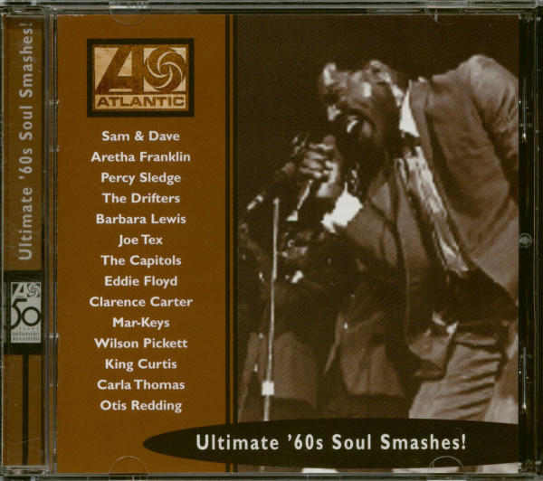 Ultimate '60s Soul Smashes! (CD)