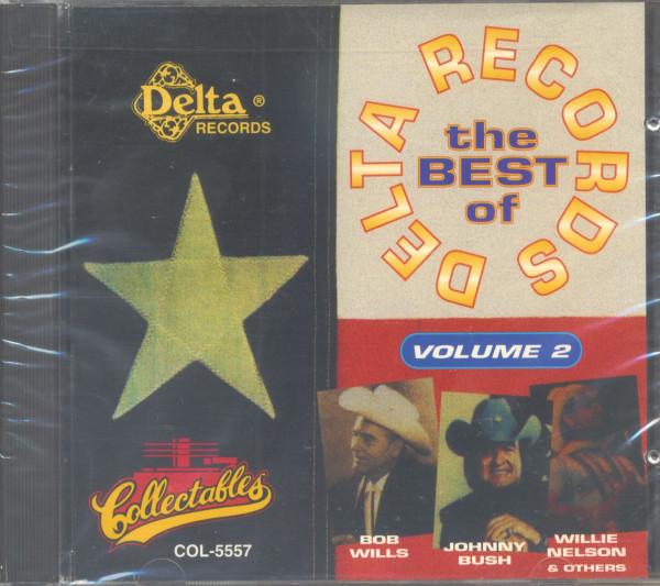 The Best Of Delta Records Vol.2 (CD)