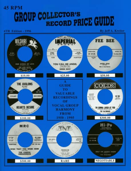 Group Collector's Record Price Guide - 6th Edition