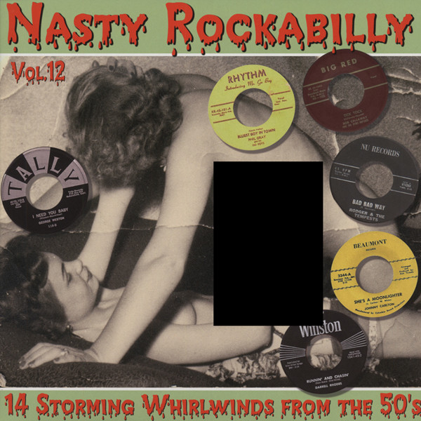 Nasty Rockabilly Vol.12 (Vinyl LP)