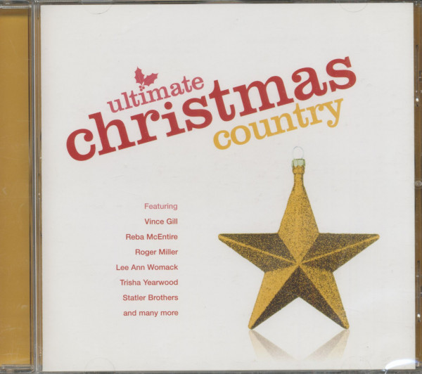Ultimate Country Christmas (CD)
