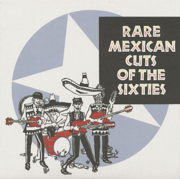 Rare Mexican Cuts Of The Sixties (LP)