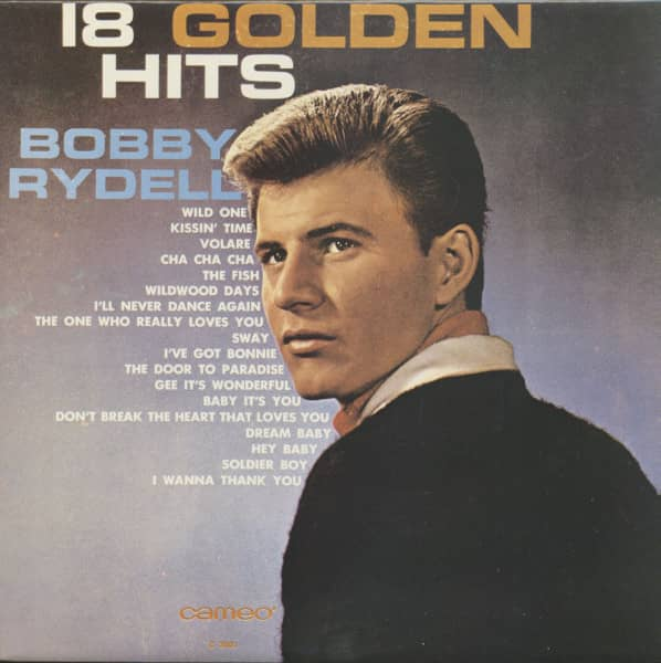 18 Golden Hits (LP)