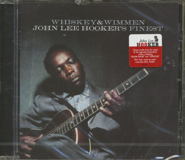 Whiskey And Wimmen - John Lee Hooker's Finest (CD)