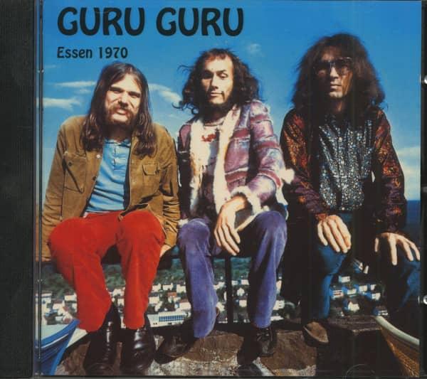 Essen 1970 (CD)