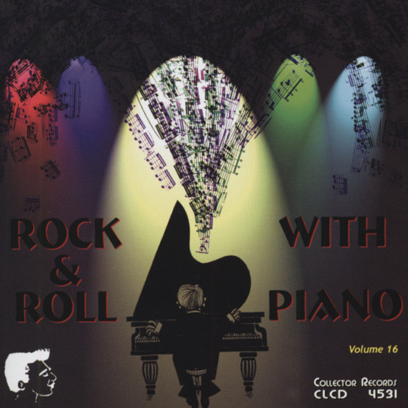 Vol.16, Rock & Roll With Piano