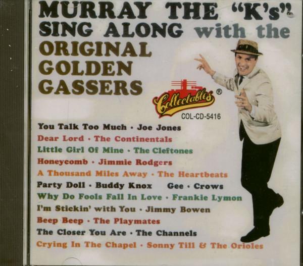 Murray The 'K' (CD)