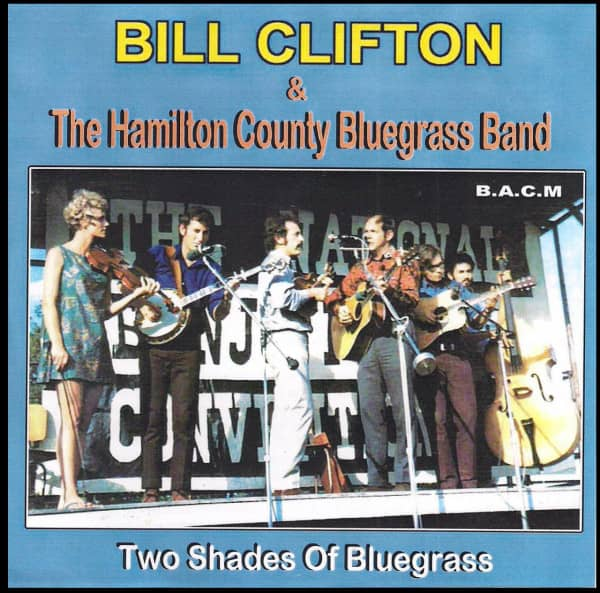 Two Shades Of Bluegrass