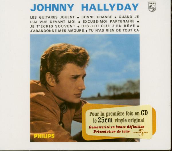 Johnny Hallyday No.6 (CD)