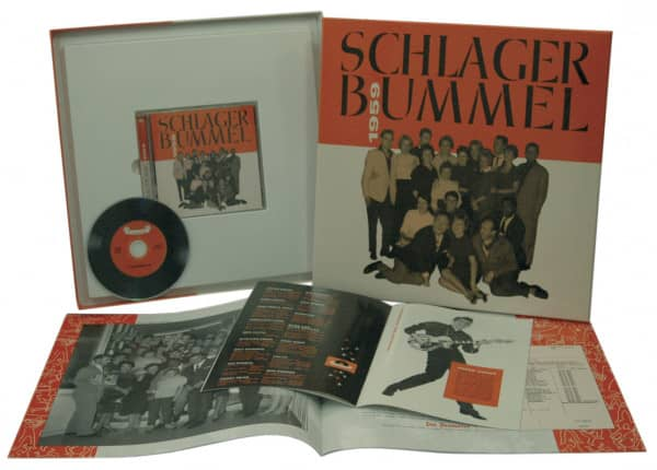 Schlagerbummel (1-CD Box, Limited Edition)