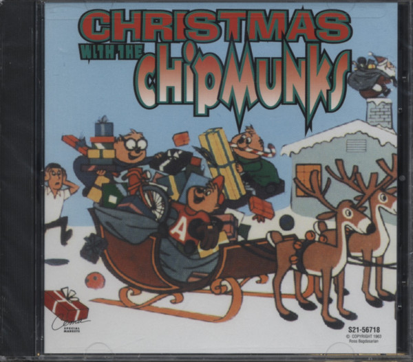 Christmas With The Chipmunks (2010) US