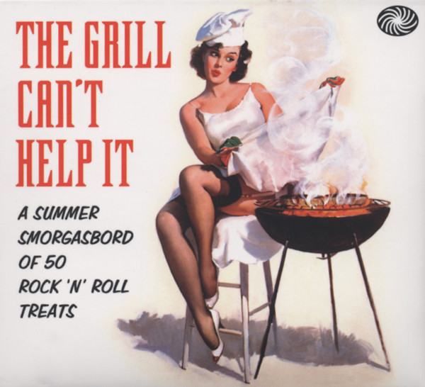 The Grill Can't Help It - 50s Summer..(2-CD)
