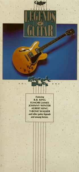 Legends Of Guitar Vol.1 - Electric Blues (CD)