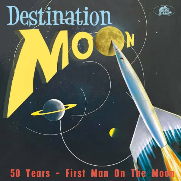 Destination Moon - 50 Years-First Man On The Moon (CD)