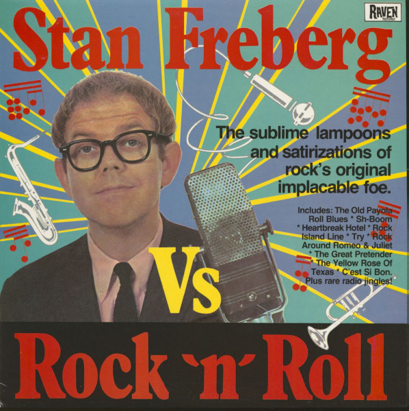 Stan Freberg Vs Rock 'n' Roll (LP)