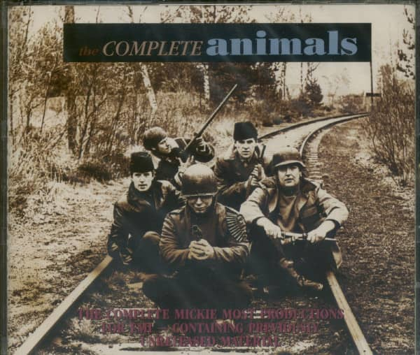 The Complete Animals (2-CD)