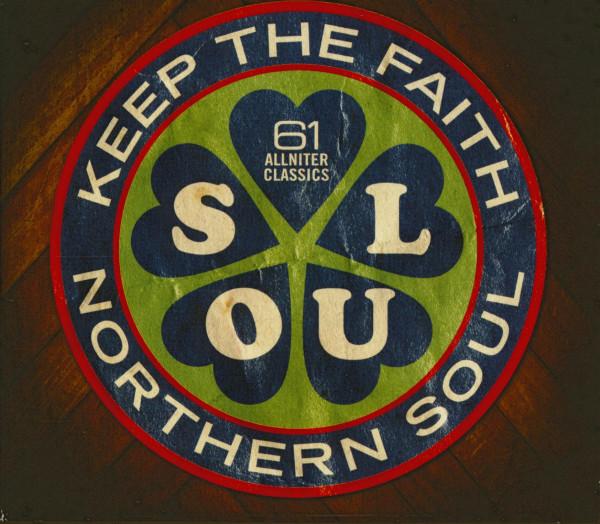 Keep The Faith - Northern Soul (3-CD)