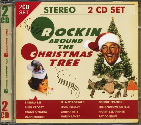 Rockin' Around The Christmas Tree (2-CD)