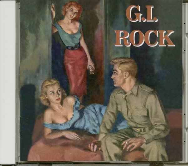 G.I. Rock (CD)