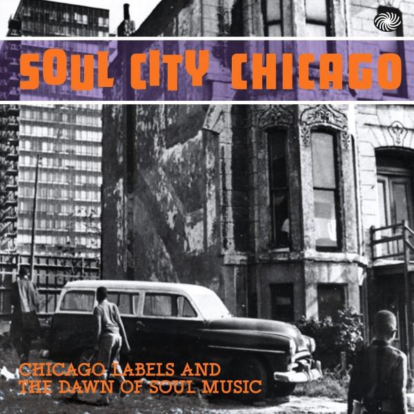 Soul City Chicago (2-CD)