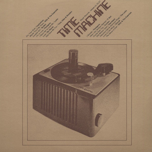 Time Machine - Jamie Guyden Doo Wop (Vinyl LP)