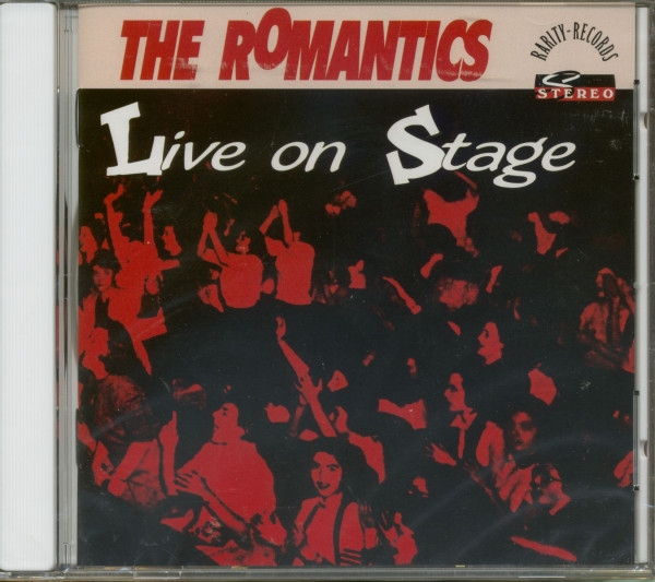 Live On Stage (CD)